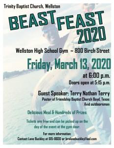 beast feast 2020